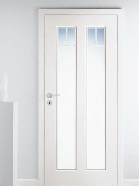 Bekannt Weiße Türen. Innentüren matt u. glänzend | Holz Ziller CF52