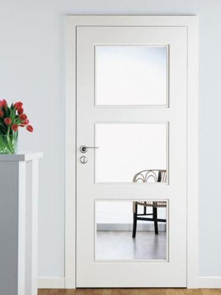 Super Weiße Türen. Innentüren matt u. glänzend   Holz Ziller QD51