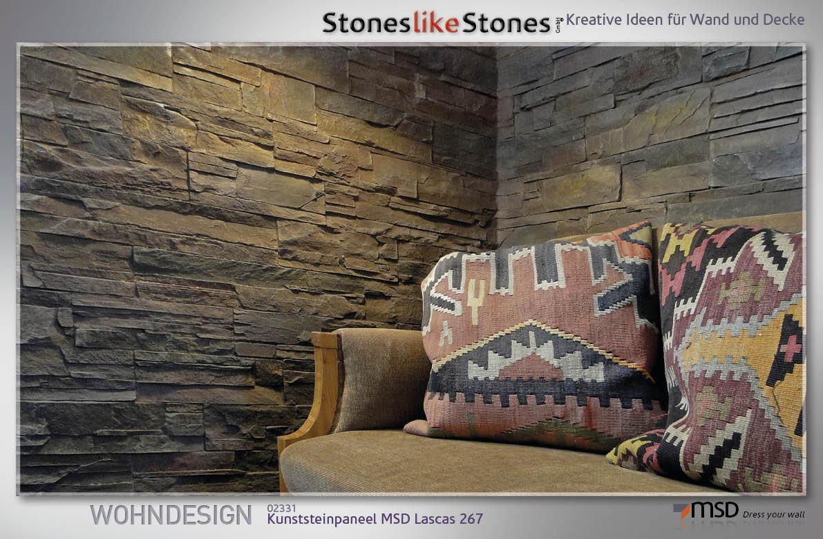 Steinpaneele Wandpaneele Holz Ziller