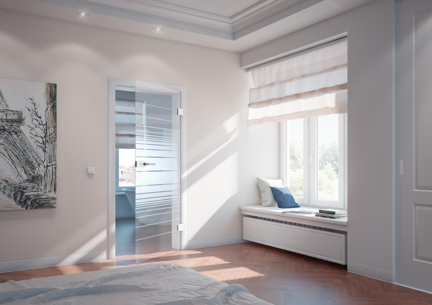 Favorit Glas-Türen, Schiebetüren & Glas-Drehtüren | Holz Ziller DU11