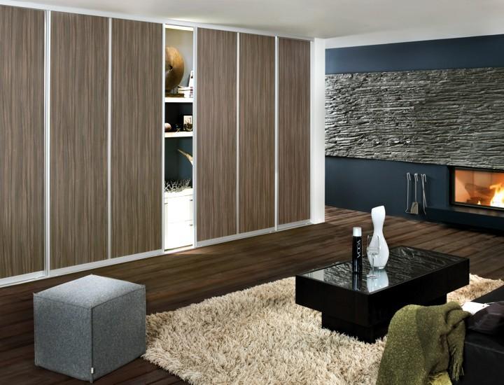 gleit und schiebet ren nach ma systemschr nke holz ziller. Black Bedroom Furniture Sets. Home Design Ideas