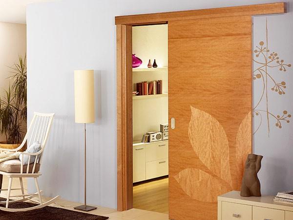 schiebet ren f innenbereich t ren die sich einfach schieben lassen holz ziller. Black Bedroom Furniture Sets. Home Design Ideas