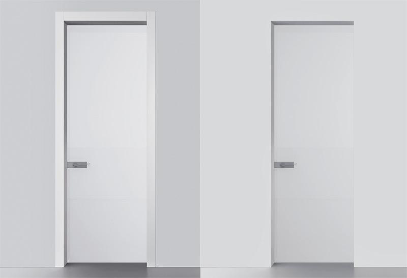 Innentüren Raumhoch design innentüren pura porta holz ziller