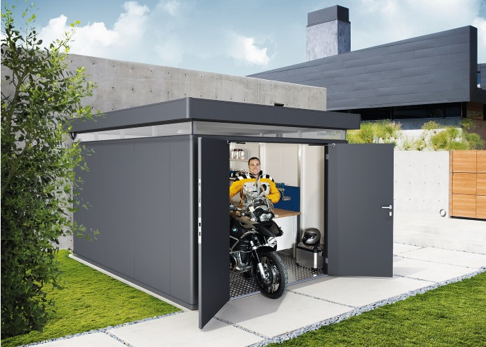 gartenhaus motorrad my blog. Black Bedroom Furniture Sets. Home Design Ideas