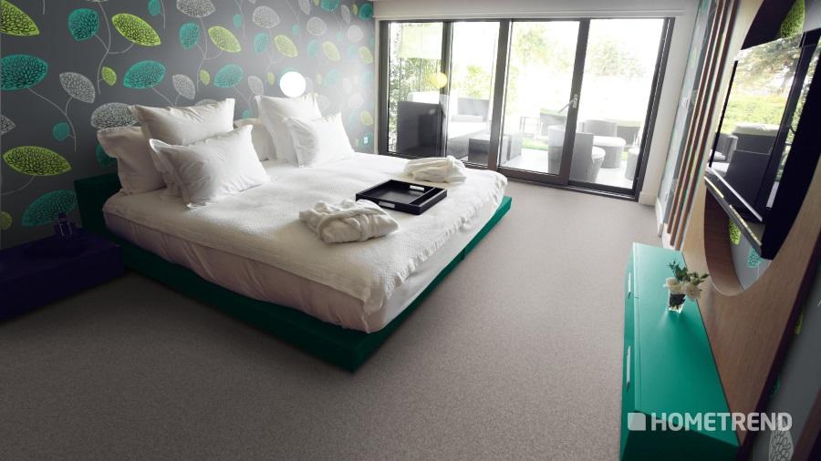 teppich im schlafzimmer teppich in rosa eine schaane farbe. Black Bedroom Furniture Sets. Home Design Ideas