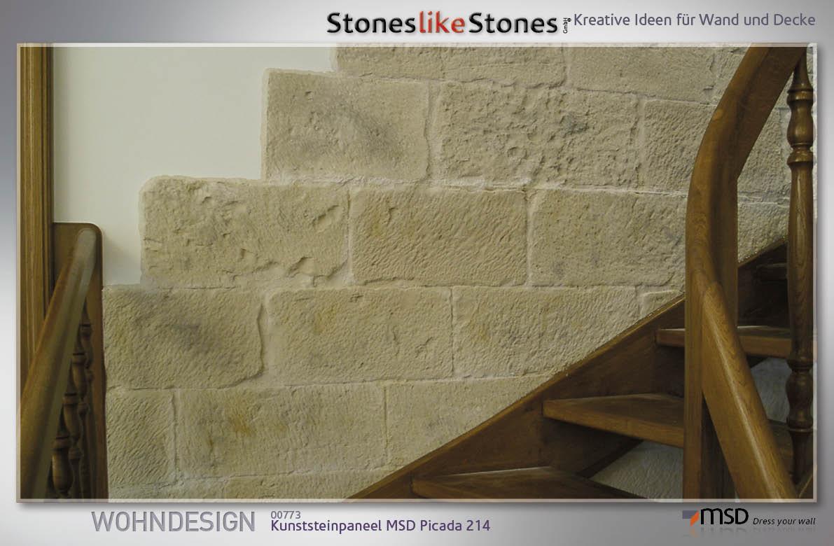 Steinpaneele wandpaneele stoneslikestones holz ziller - Msd wandpaneele ...
