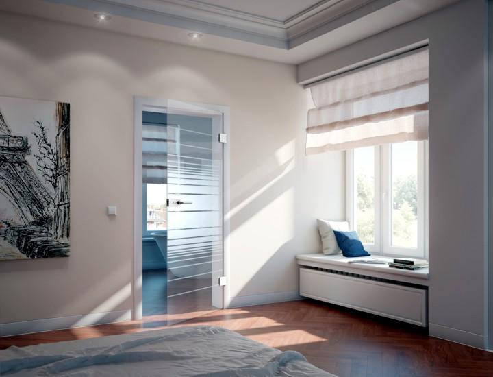 glas t ren glas schiebet ren dreht ren aus glas holz ziller. Black Bedroom Furniture Sets. Home Design Ideas