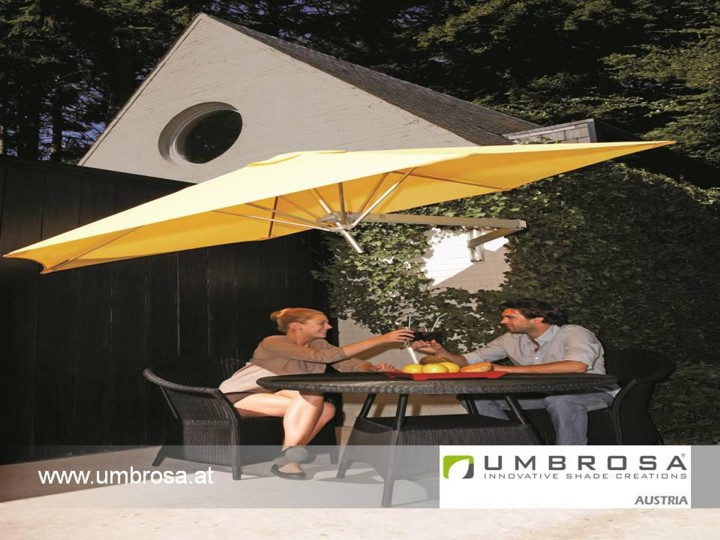 sonnenschirme von umbrosa top sonnenschutz holz ziller. Black Bedroom Furniture Sets. Home Design Ideas