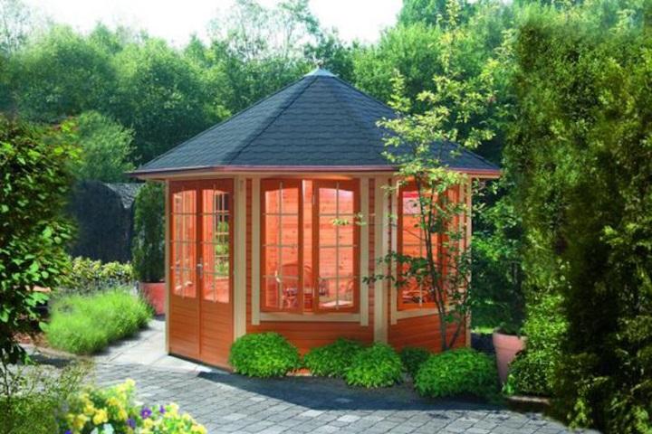pavillons aus holz holz pavillons kaufen holz ziller. Black Bedroom Furniture Sets. Home Design Ideas
