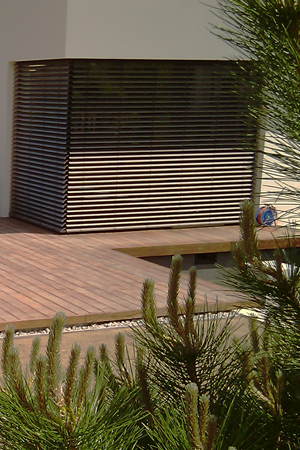 Surinam terrassenholz holz ziller for Porte zen fiber